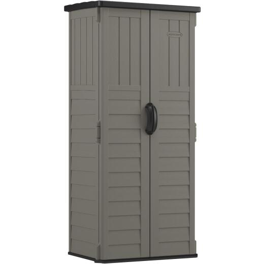 Suncast 22 Cu. Ft. Vertical Storage Shed