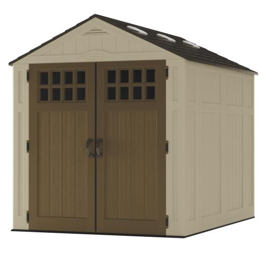 Suncast Everett 306 Cu. Ft. Storage Shed