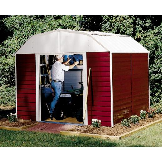 Arrow Red Barn 10X8 Storage Shed