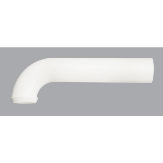 Do it 1-1/2 In. x 7 In. White Plastic Wall Tube