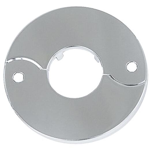 Lasco Chrome-Plated 1 In. IP or 1-3/8 In. ID Split Plate