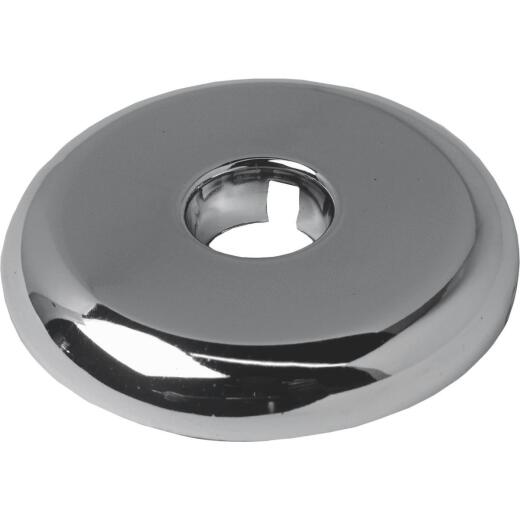 Lasco Chrome-Plated 3/8 In. IP or 1/2 In. Copper 5/8 In. ID Split Plate