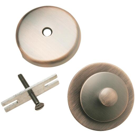 Do it Venetian Bronze Roller Ball Bath Drain Trim Kit