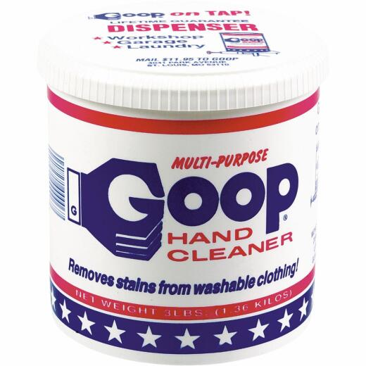 GOOP Smooth 3 lb Hand Cleaner