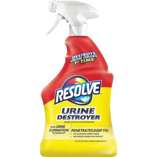 Resolve 22 Oz. Urine Destroyer Stain & Odor Remover