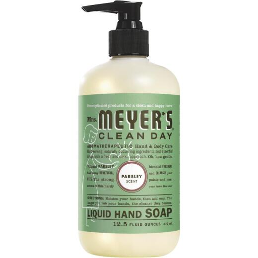 Mrs. Meyer's Clean Day 12.5 Oz. Parsley Liquid Hand Soap
