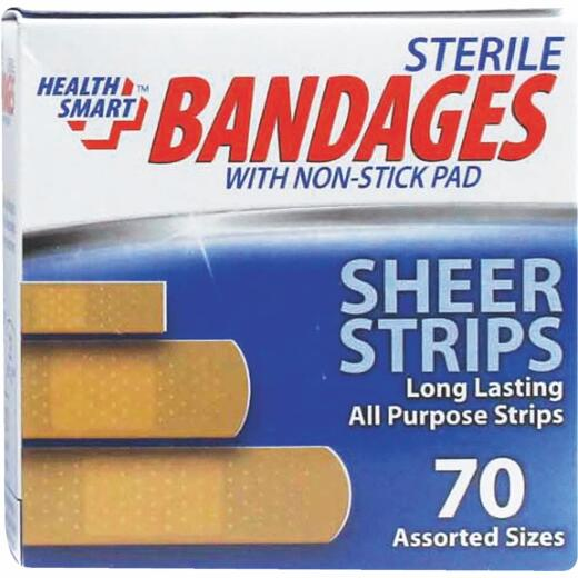 Health Smart Assorted Assorted Bandages